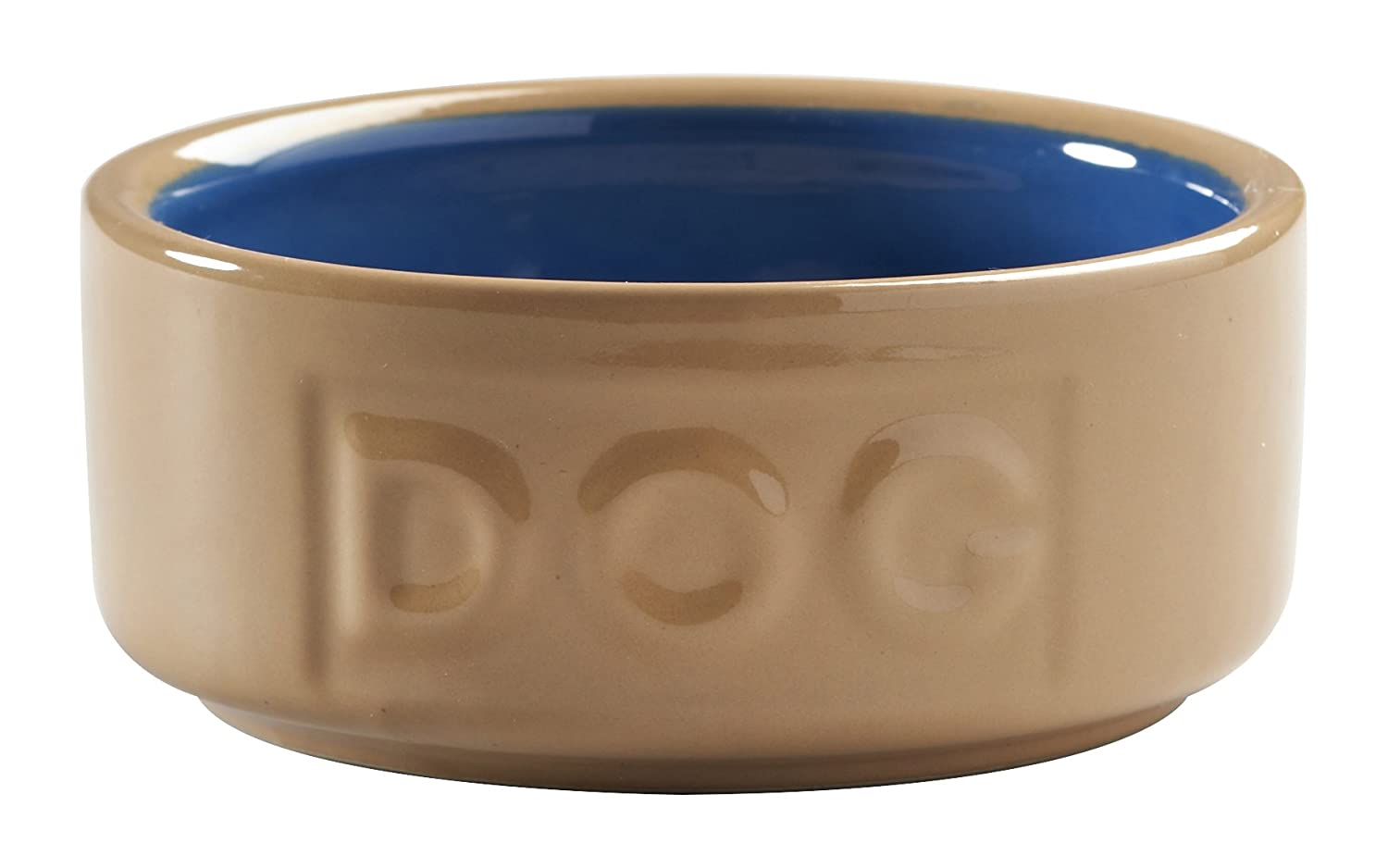 pet supplies mason cash cane and blue 5 inch lettered dog bowl