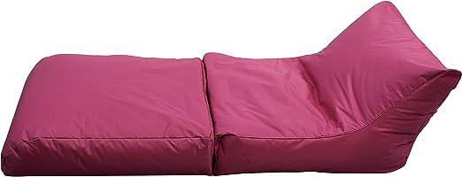 Grande puf en/al aire libre jardín puf XXXL impermeable juegos cama silla: Amazon.es: Juguetes y juegos