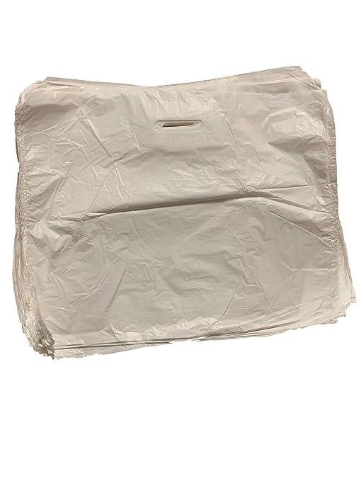 Packitsafe bolsas de parche de color blanco, tamaño grande ...