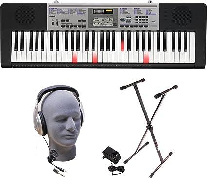 Casio LK-175 PPK 61-Key Keyboard