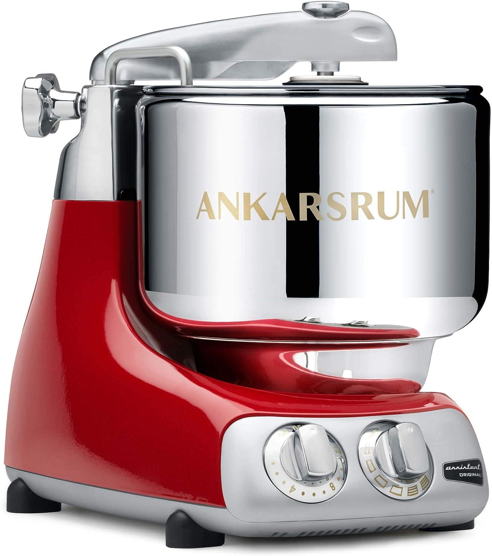 ANKARSRUM 6230 RD máquina de cocina multifunción, rojo: Amazon.es: Hogar