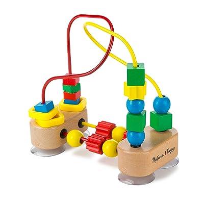 Melissa & Doug First Bead Maze: Melissa & Doug: Toys & Games