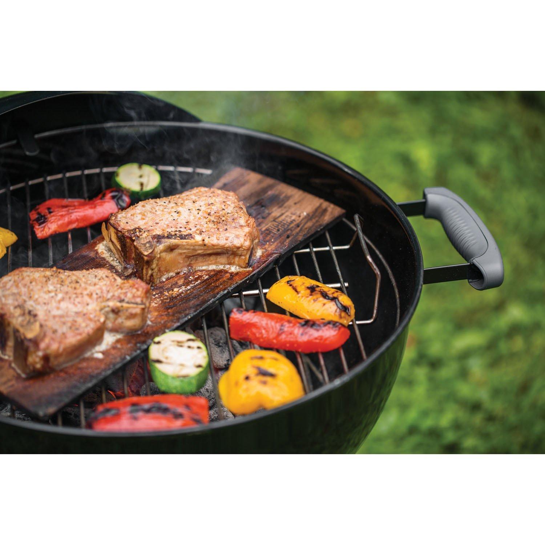 amazon com weber 441001 original kettle 18 inch charcoal grill