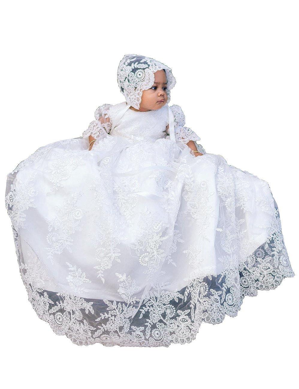【お得】 BuyBro BuyBro DRESS Months ベビーガールズ 19-24 Months B07CWT21F1 ホワイト B07CWT21F1, ふるーつかんぱにー:85ce12e4 --- a0267596.xsph.ru