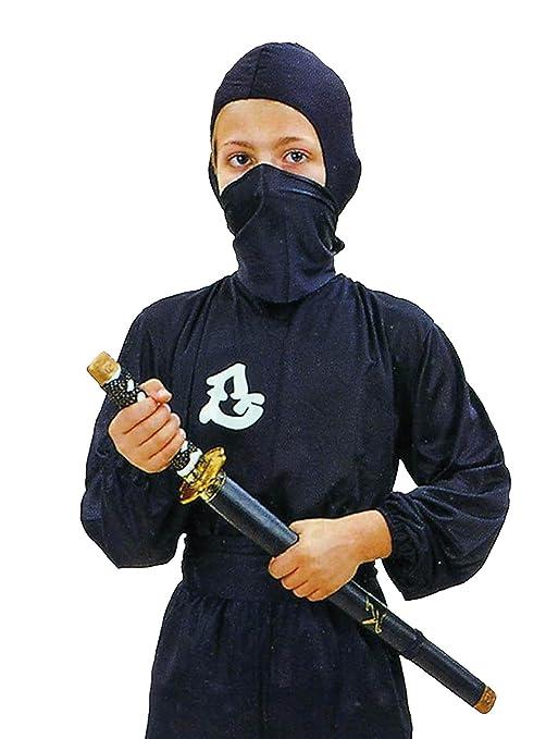 EL CARNAVAL Sable Samurai de plástico Ideal para Disfraz de ...