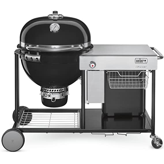 WEBER Summit Charcoal Gril - - Amazon.com