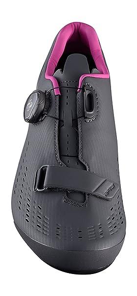 Shimano SH-RP7 - Zapatillas de Ciclismo para Mujer, Gris, 40.5: Amazon.es: Deportes y aire libre