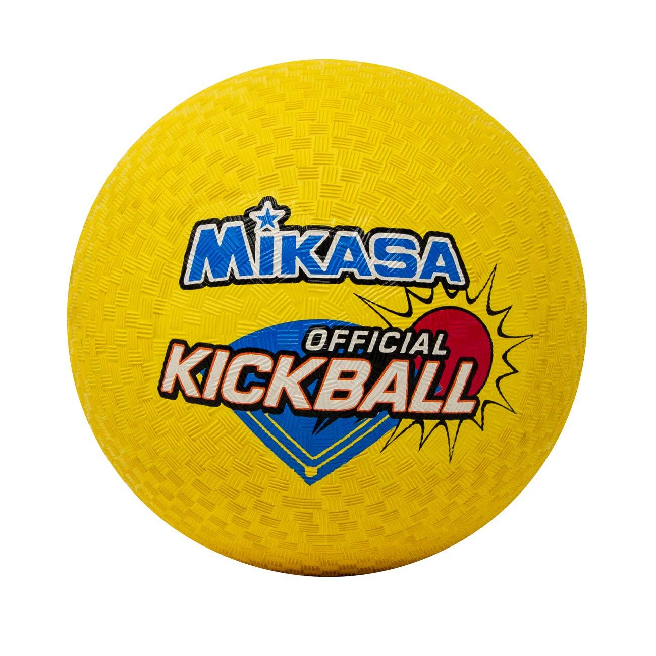 Mikasa Kick Ball (Jaune, 21,6cm) 6cm) DP850