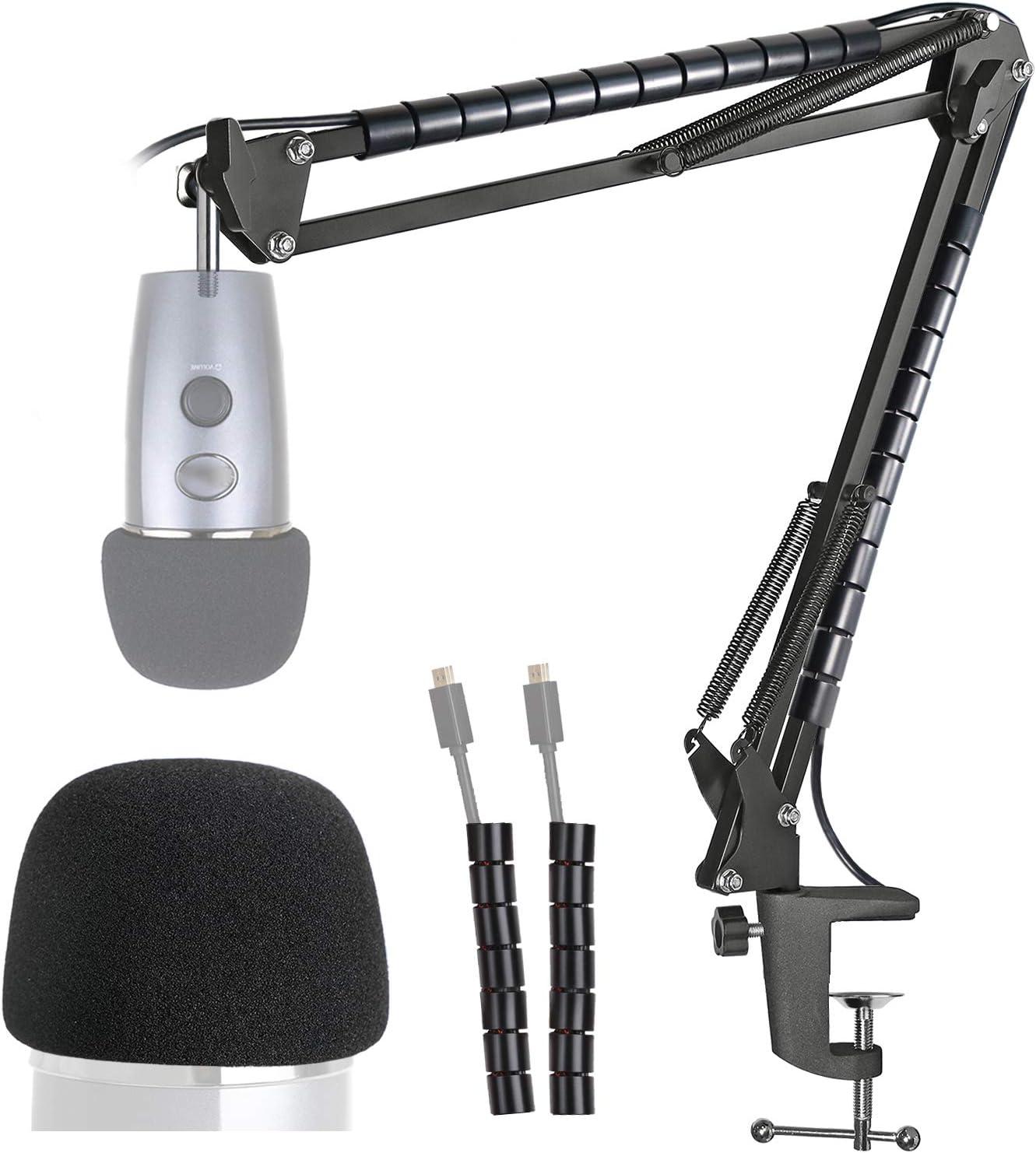 Blue Yeti Nano Arm con Filtros Anti-pop Pop Filter para Blue Microphones Yeti Nano por YOUSHARES