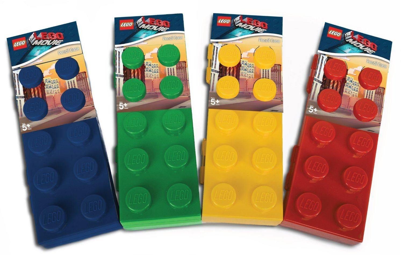 Amazon.com: LEGO Ladrillo estuche – azul: Toys & Games