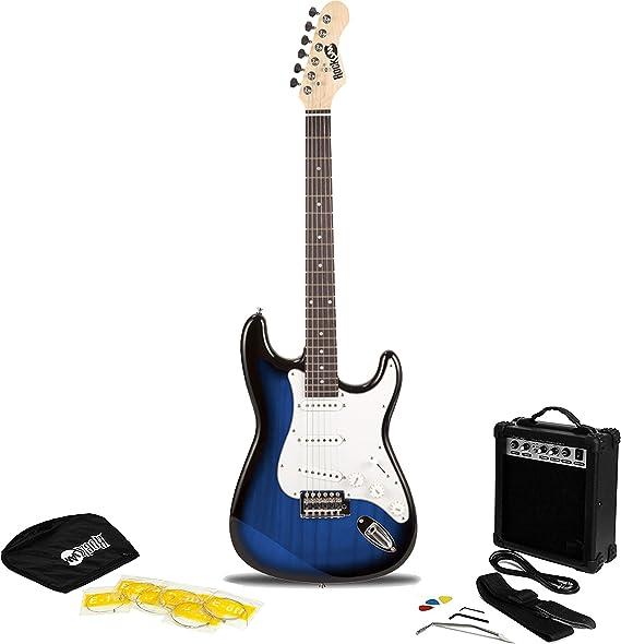 RockJam RJEG02 Electric Guitar