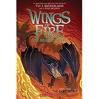 The Dark Secret (Wings of Fire Graphic Novel #4): Graphix Book (4)