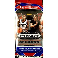 $27 » 2020/21 Panini Prizm Draft Picks Basketball CELLO pack (15 cards/pack)