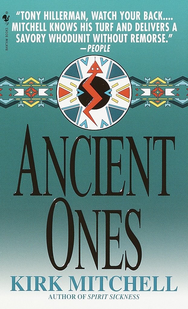 Ancient Ones: A Novel of Suspense pdf