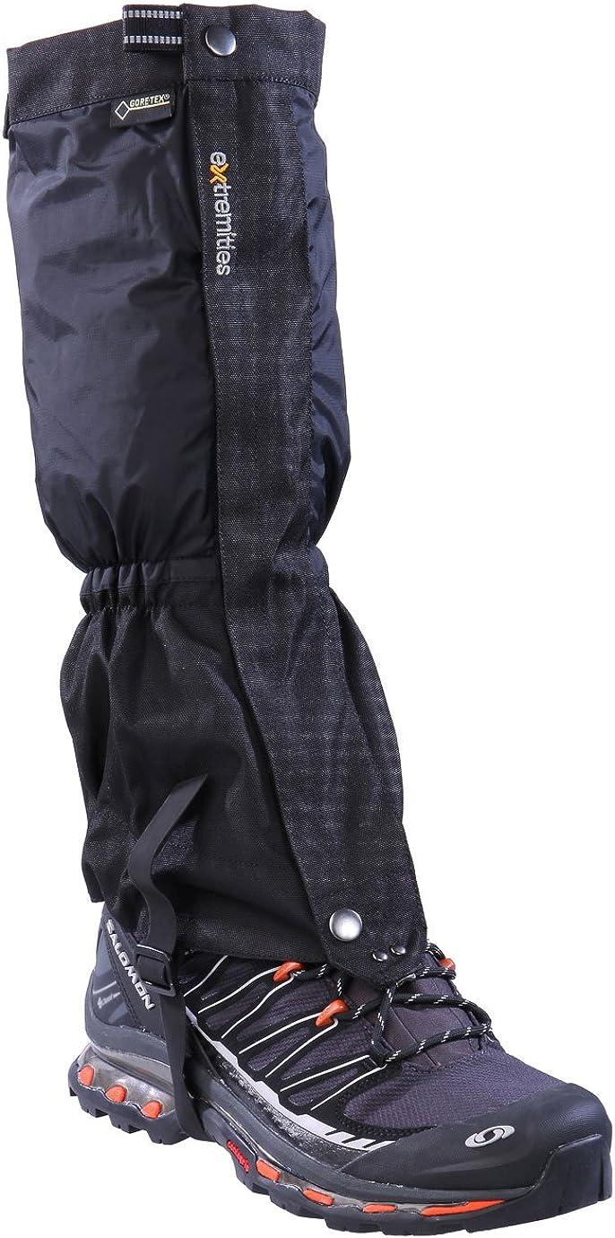 Black Extremities Packagaiter Goretex Paclite Walking Gaiter