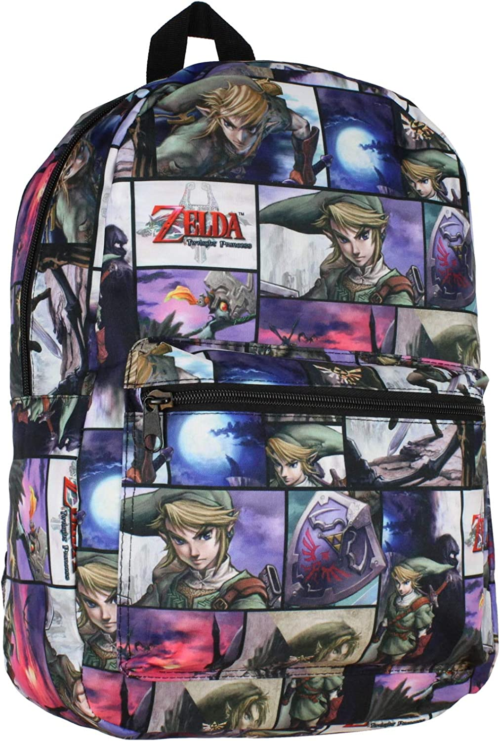 Bioworld The Legend of Zelda Link Multiple Scene Backpack