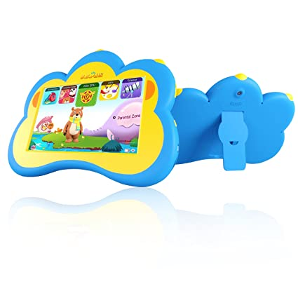 Kids Tablet, B.B.PAW 7'' English Learning&Training Kid's Abilities and  Develop Talent Device