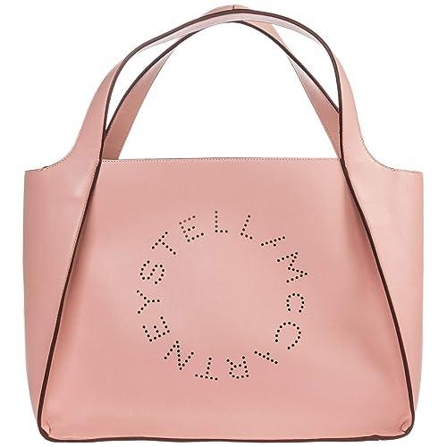 5e4bfc3b2aba7 Stella Mccartney women Logo shoulder bag rosa  Amazon.co.uk  Shoes   Bags