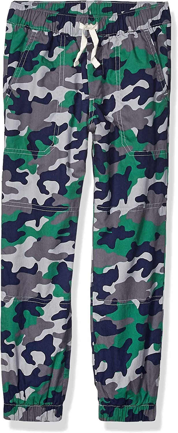 Spotted Zebra Boys Woven Lined Jogger Pants Brand