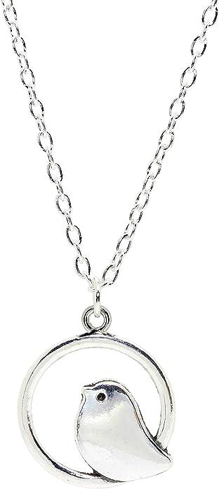Bluebubble - Collar con colgante de bebé en caja de regalo: Amazon ...