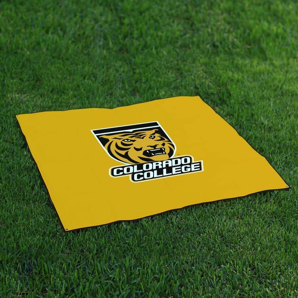 コロラド大学TigersテールゲートBlanket Legacy B0725G6157