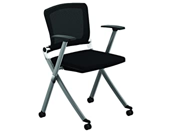 Amazon.com: Plegable Silla De Oficina – Sillas de invitados ...