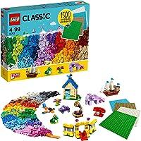 LEGO Classic Yapım Parçaları Ve Zeminler (11717)