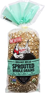 Dave's Killer Bread - Sprouted Whole Grains - 2 Loaves - USDA Organic