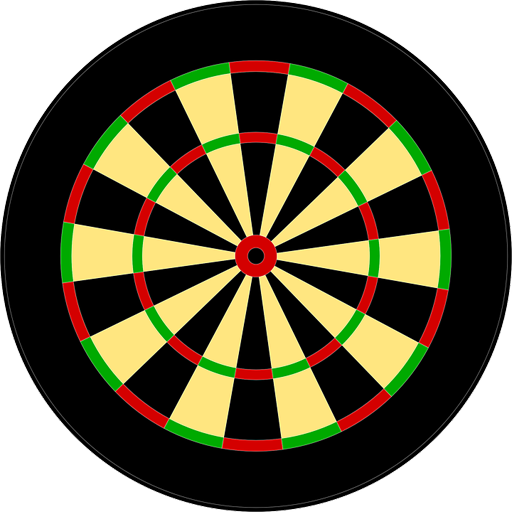 (The Darts Game Super Dart 3D)