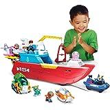Paw Patrol 6037846 Veicolo Sea Patroller Plastica Multicolore