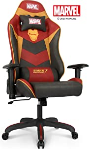 Marvel Avengers Big & Tall Heavy Duty 400 lbs Gaming Chair