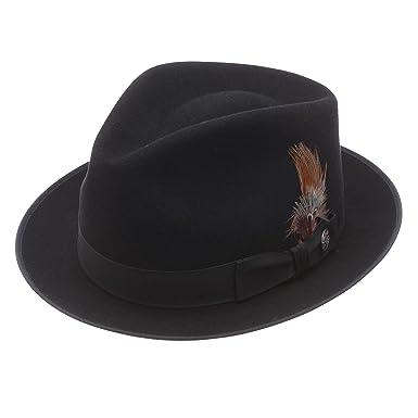 Stetson TFINWDB1016 Inwood B Hat at Amazon Men s Clothing store  cf6143136ab