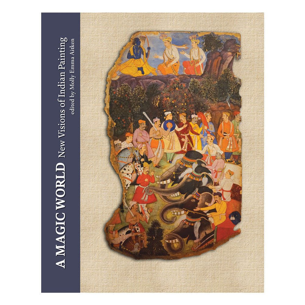 New Visions Of Indian Painting: Molly Emma Aitken: 9789383243150:  Amazon: Books