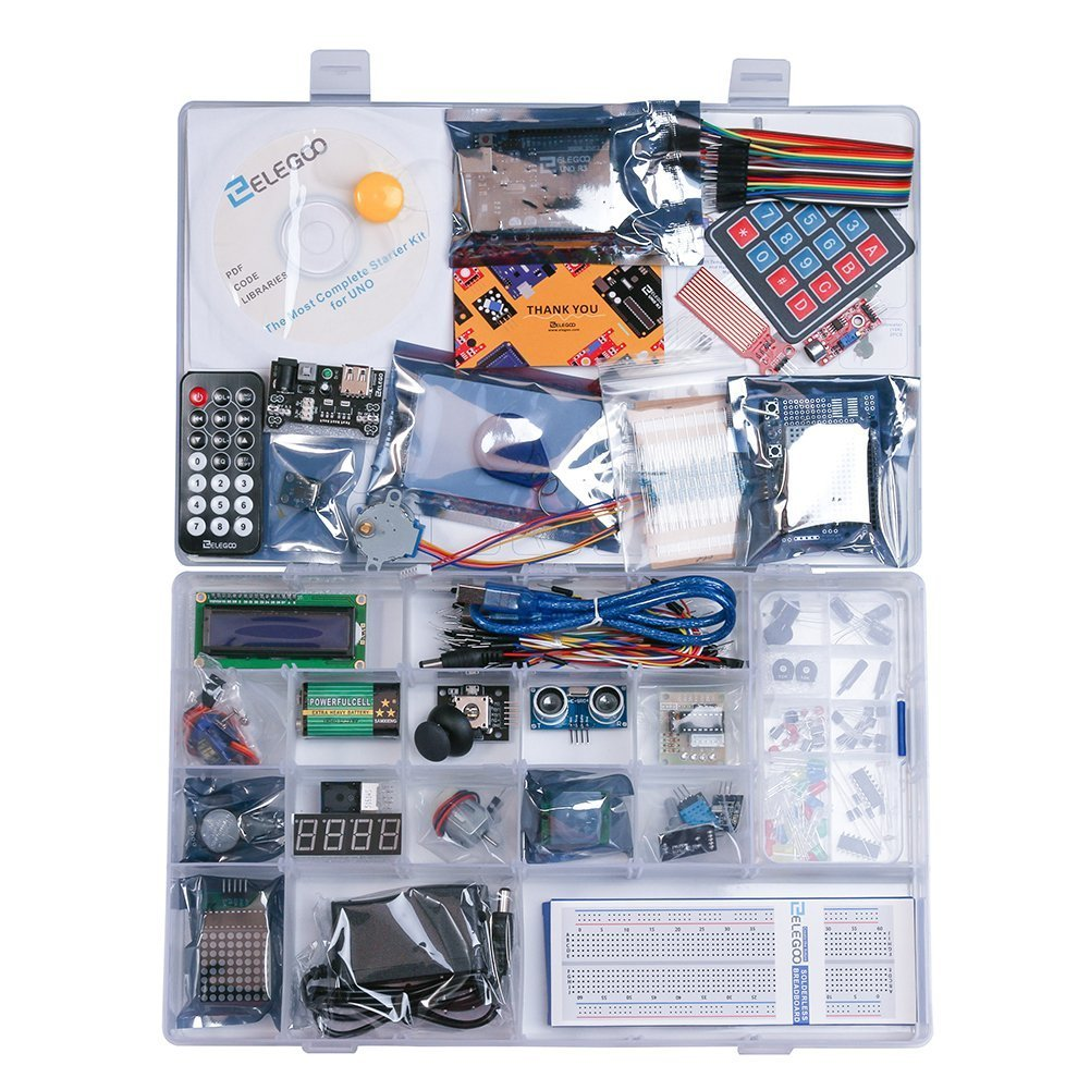 Set kit für arduino elegoo uno projekt das ultimate