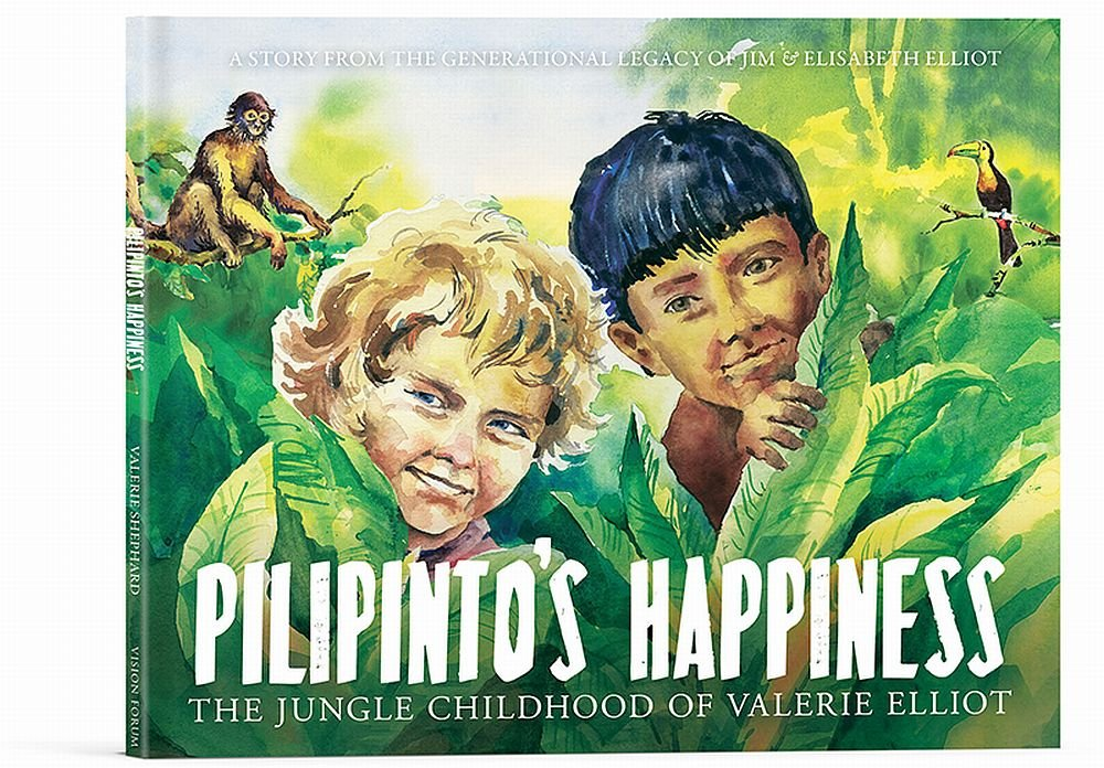 Pilipinto's Happiness: The Jungle Childhood of Valerie Elliot