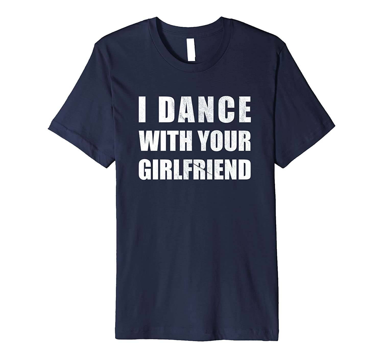 Vintage Dance Shirt for Boys and Male Dancer Funny Dancing-TJ
