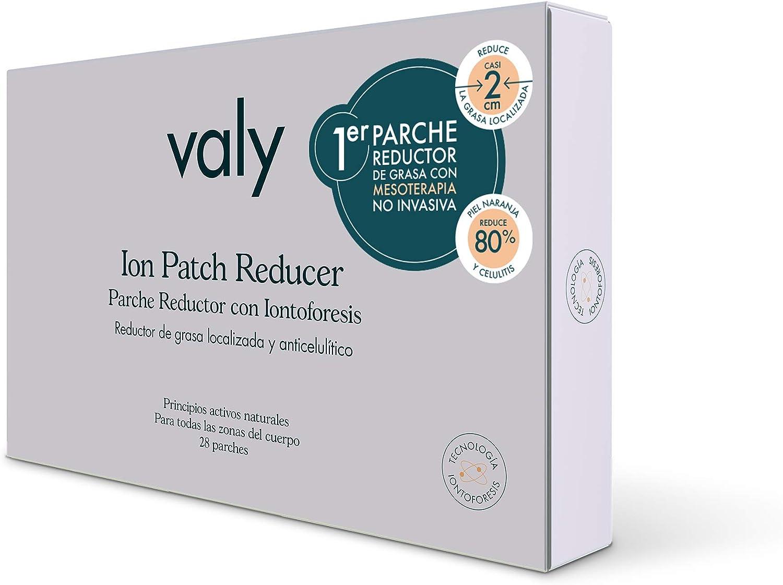 ION PATCH REDUCER - El primer parche reductor de grasa y celulitis con MESOTERAPIA NO INVASIVA (28 parches)