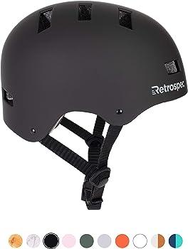 Retrospec CM-1 Modern Skateboard Helmet
