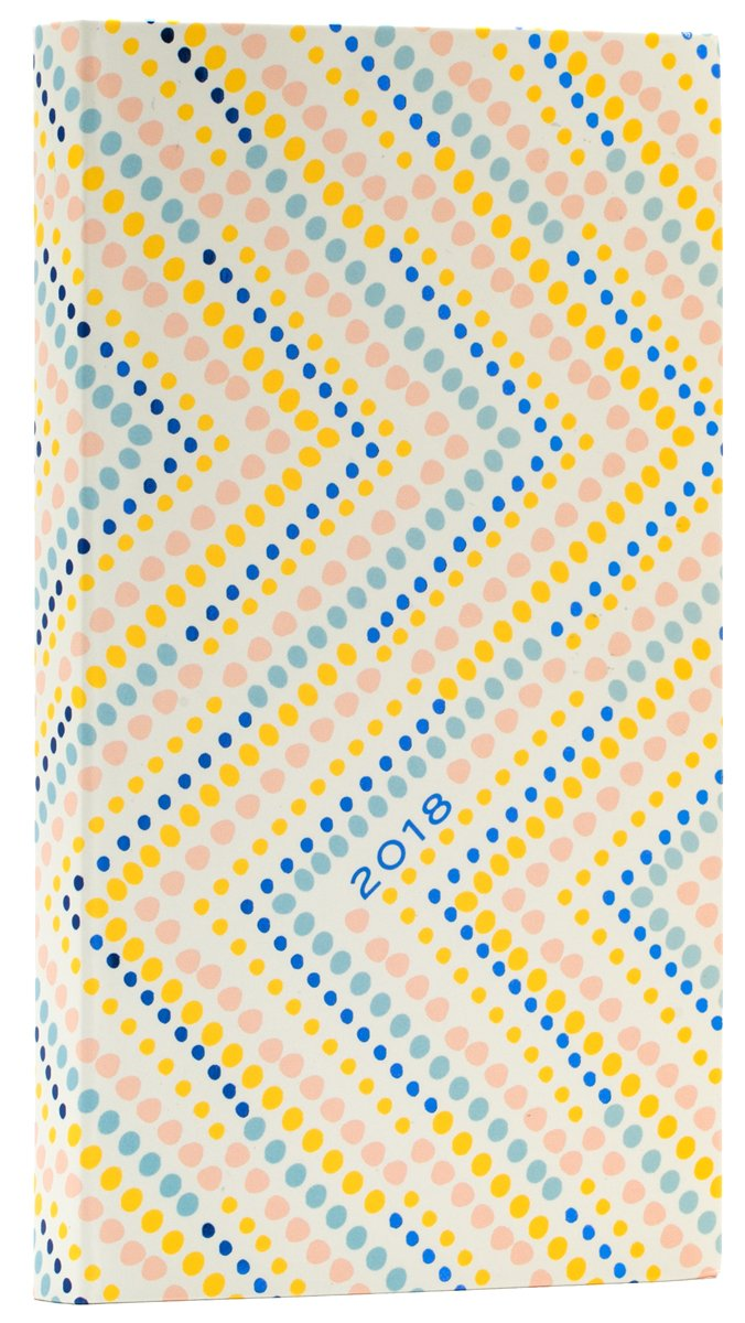 High Note 2018 Diagonal Dots 18-Month Weekly Pocket Planner: Beautiful, Durable, Soft-Cover, Foil Embellished, Checkbook Sized Planner Featuring ... Designer Art by Leah Duncan (CHK0290)) pdf epub