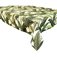 Outdoor Tablecloth Table Covers Sun N Shade Polyester Tommy Bahama Fabric 54 x 78