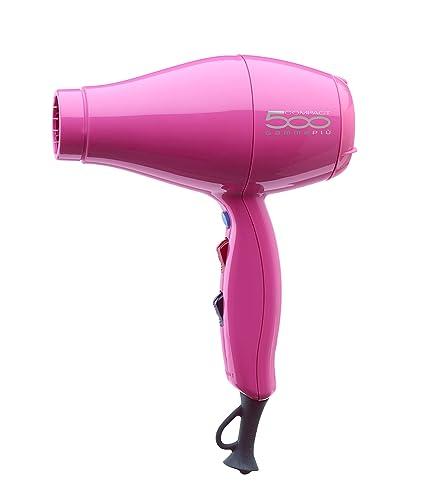 Gamma Più SRL 500 Compact secador de pelo rosa