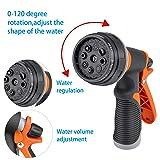 Awpeye 2 Packs Water Hose Nozzle, Garden Hose