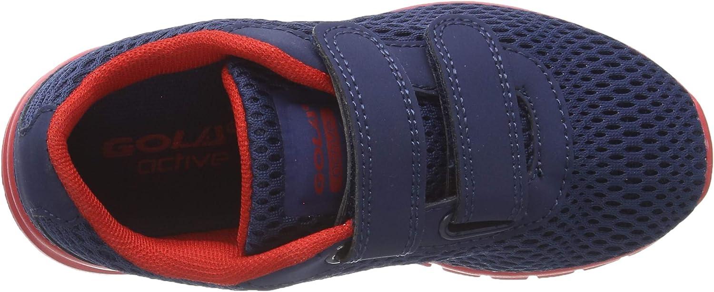 Scarpe Sportive Indoor Bambino Gola Beta 2 Velcro
