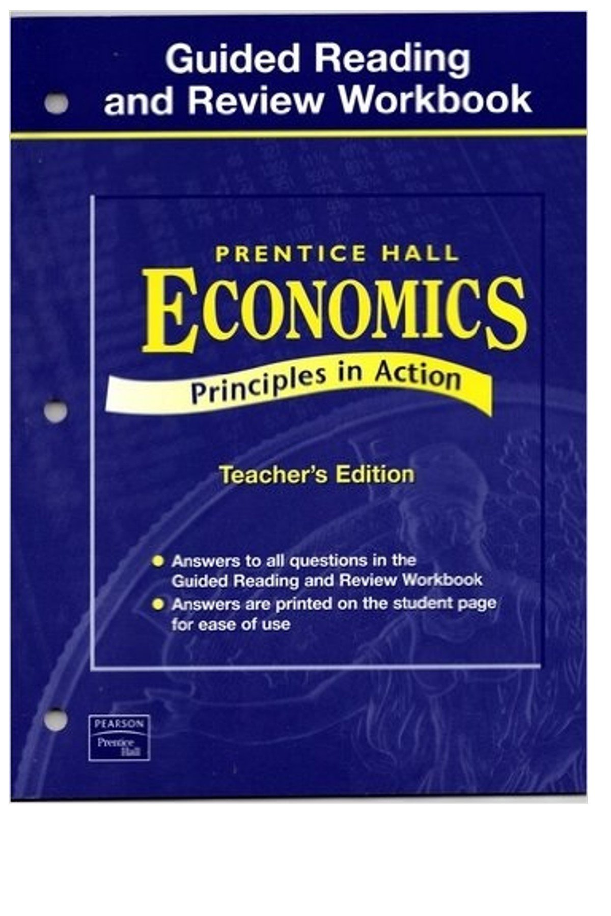 Economics: Principles in Action- Guided Reading and Review Workbook,  Teacher's Edition: 9780130679482: Amazon.com: Books