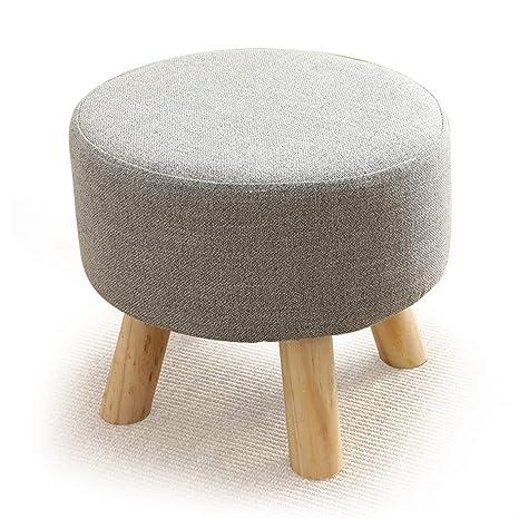 Amazon.com: WCJ Low Bar Stool, Small Bar Stool Sofa, Bedroom ...