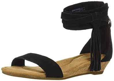 4c6216ecf66f Koolaburra by UGG Women s s W Saige Wedge Sandal  Amazon.co.uk ...