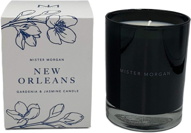 Niven Morgan New Orleans Candle - Gardenia & Jasmine