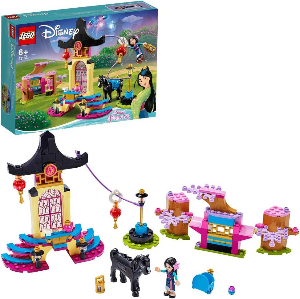 レゴ(LEGO) ディズニープリンセス ムーランのトレーニング場 43182