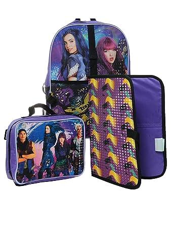 7a14a9d31d Amazon.com  Disney Descendants 2 Backpack