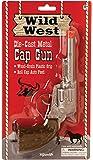 Toysmith Metal Cap Gun Toy - Multi Color